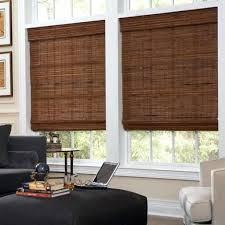 Wooden Roman Shades Cordless Roman Shades Bamboo Roman Shades Bamboo Roman Shade In 0