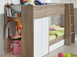 Awsome Kids Rooms by Bedroom Furniture Bedroom Ellio Bunk Bed White Dakota Oak For