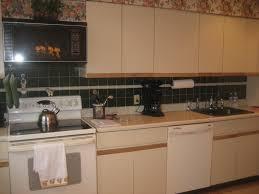 laminate kitchen cabinets with oak trim laminate kitchen