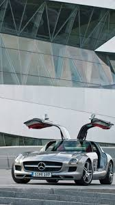 bmw museum stuttgart mercedes sls amg flies onto the mercedes benz museum stuttgart video