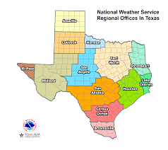 Weather Map Texas Fire Weather