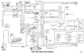 1989 mustang wiring diagrams building a table