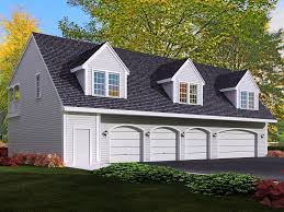 3 Car Detached Garage Plans by Designs For Garages G423a Plans 30 X 30 X 9 Detached Garage With