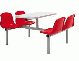 Pvc Bench Seat Canteen Units Restaurant Booths