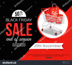 black friday sale stores black friday sale banner online shop stock vector 515591050
