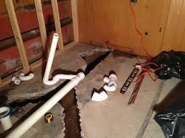 basement bathroom pump basement bathroom plumbing with ejector