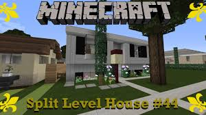 minecraft split level house walkthrough 44 suburbcraft ep 71