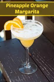 pineapple margarita pineapple orange margarita a year of cocktails