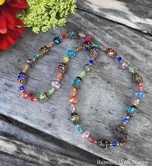 crystal necklace patterns images 21 free swarovski crystal jewelry patterns jpg