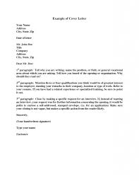 what to put in a cover letter what to write in a job cover letter