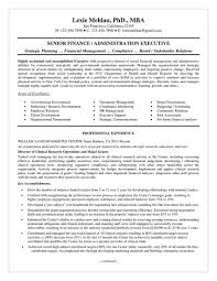 Senior Finance Executive Resume Resumes Archives Resume Poets