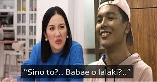 unexpected reaction of kris aquino to xander ford s transformation