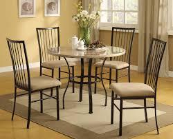 loon peak julienne 5 piece dining set u0026 reviews wayfair