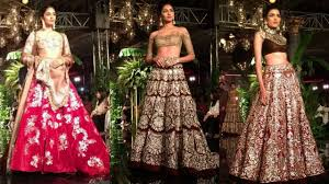 india couture week 2016 manish malhotra opens fashion week with