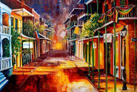 Map Of Marigny New Orleans by Speculative Mapping U2013 New Orleans French Quarter Paintings And
