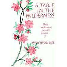 table in the wilderness a table in the wilderness gls shopping