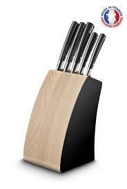 kitchen knives sabatier sabatier edonist knife block set kitchenknives co uk