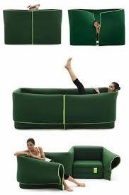 Flexible Sofa Sosia Sofa A Multi Transformation Sofa By Campeggi
