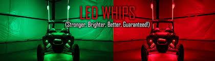 Custom Dune Flags Gorilla Whips Safety Whip Flags