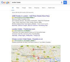 how google u0027s recent serp changes affect hotels travel tripper