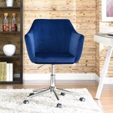Typing Chair Design Ideas Elsie Upholstered Office Chair Wayfair