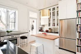 kitchen islands small have tight budget go with narrow kitchen island midcityeast