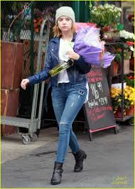 Flowers To Go Ashley Benson Buys Flowers For Friend U0027s Birthday Photo 741617