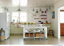 retro kitchen island clinton smith tobi fairley
