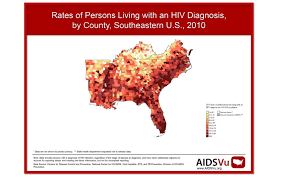 Counties In Alabama By Size Hiv Aids Has Migrated To South Where Stigma Endures Al