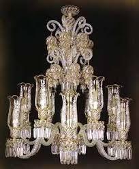Bohemian Glass Chandelier Crystal Chandeliers