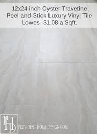 Inexpensive Bathroom Flooring by I Love My New Bathroom Floor It U0027s Peel And Stick Groutable Vinyl
