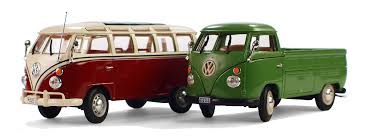green volkswagen van free stock photo of hobby leisure model cars