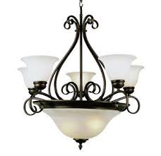 up down lighting chandelier view the trans globe lighting 6397 eight light up down lighting