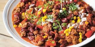 cuisine chilienne recettes mon chili facile facile et pas cher recette sur cuisine actuelle