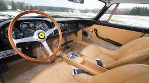 ferrari pininfarina sergio interior 1967 ferrari 275 gtb 4 berlinetta s119 kissimmee 2016