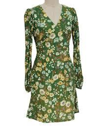 vintage dress 70 s slinky kristie lou 70 s vintage hippie dress 70s kristie lou womens