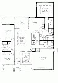 Size Of 2 Car Garage by Bedroom Ideas Home Decor Bedroom House Floor Plans With Garage