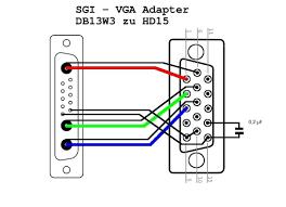 vga wire diagram php wiring diagram
