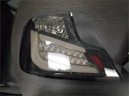 2006 Scion Tc Tail Lights Spec D Black Smoke Led Tail Lights Scion Tc 2011 2013 Tc2