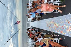 destin wedding packages destin weddings wedding planners solaris yacht venue