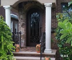 Iron Home Wrought Iron Entry Doors