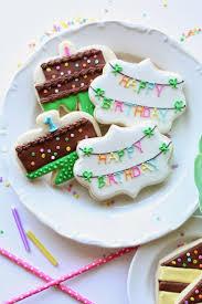 best 25 birthday cookies ideas on pinterest birthday cake