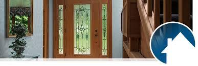 Steel Or Fiberglass Exterior Door Entry Doors Steel Fiberglass Entry Doors Chion Remodel