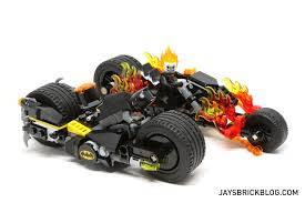 lego ferrari 458 review lego 76058 spider man ghost rider team up