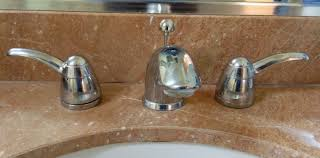 bathrooms design how to fix leaky sink faucet delta single