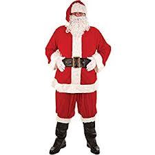 super deluxe santa suit plus santa costumes full range available