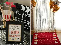 great oscar party ideas and from playpartypin party