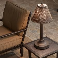 Outdoor Table Lighting Tahti Outdoor Patio Table L Hayneedle