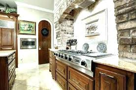 brick backsplashes for kitchens brick backsplash kitchen white tile veneer awesome tiles for in with