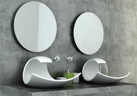 waschbecken design mit der welle schwimmen detail magazin für architektur baudetail